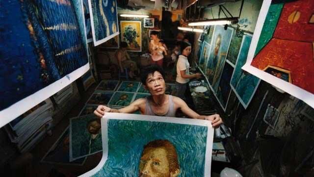Alla ricerca di Van Gogh - China's Van Goghs
