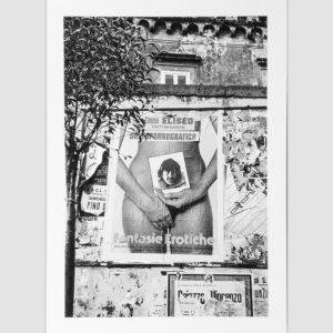 Malrialba Russo. Cult Fiction_stampa fine art dalla serie_fronte